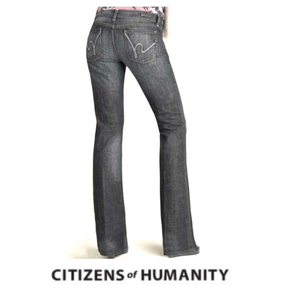 Citizens Of Humanity Denim - Citizens of Humanity Margo Low Rise Bootcut